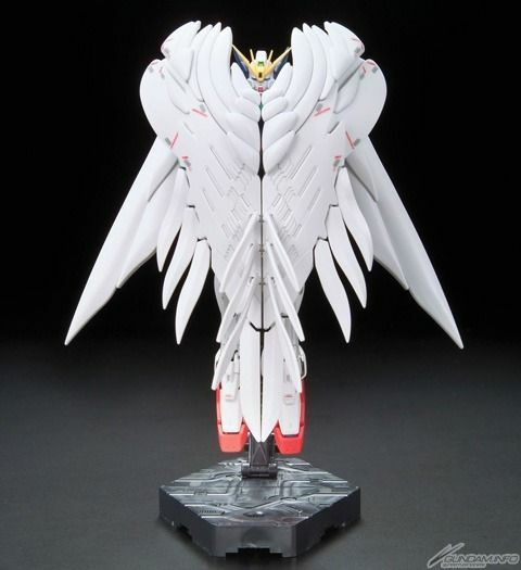 RG 1/144 XXXG-00W0 Wing Gundam Zero EW