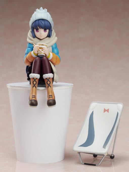 Rin Shima Premium Noodle Stopper Figure