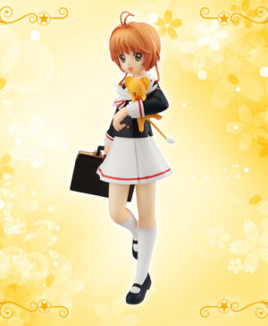 Sakura Kinomoto - Tomoe Junior High School Uniform