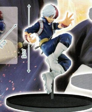 Shoto Todoroki Banpresto Figure Colosseum Vol. 3