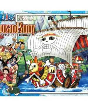 Thousand Sunny New World Ver. - One Piece