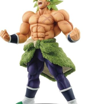 Dragon Ball Super Broly WFC 2 Banpresto