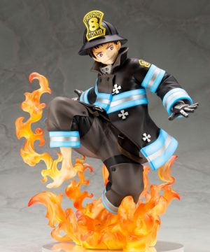 Fire Force Shinra Kusakabe ARTFX J