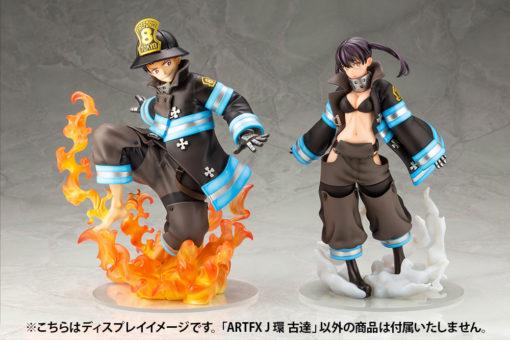 Fire Force Tamaki Kotatsu ARTFX