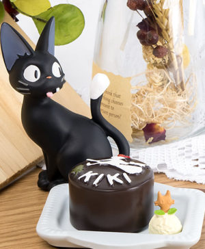 Kikis Delivery Service Kiki Chocolate Cake Accessory Box