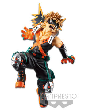 My Hero Academia King of Artist Katsuki Bakugo