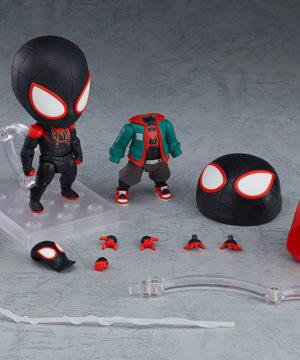 Nendoroid Miles Morales Spider-Verse Edition DX Ver