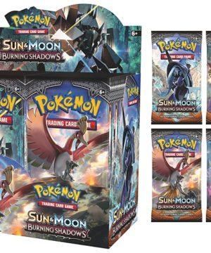 POKEMON TCG Sun & Moon Burning Shadows