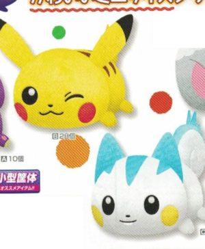 Pokemon Hand Size Plush Toys Banpresto