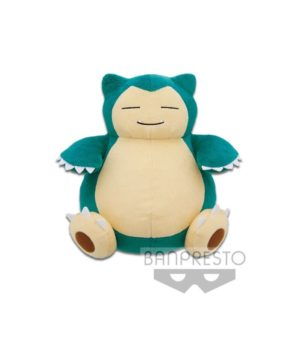Pokemon Sun Moon Snorlax Plush Banpresto 39587