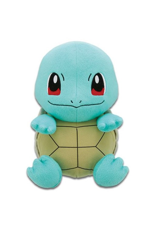 Pokemon Sun Moon Squirtle Plush Banpresto 39587