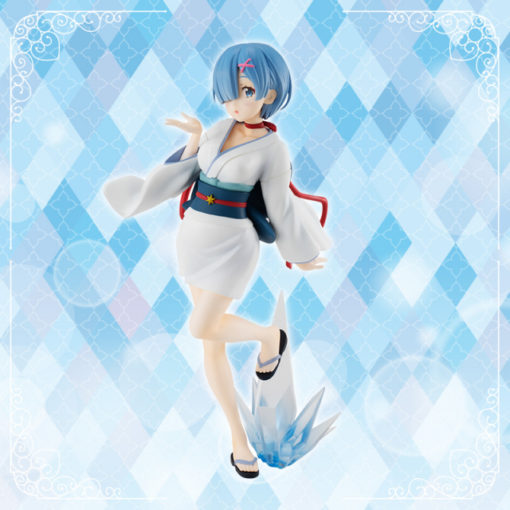 Re:Zero REM Snow Woman Fairy Tale Series
