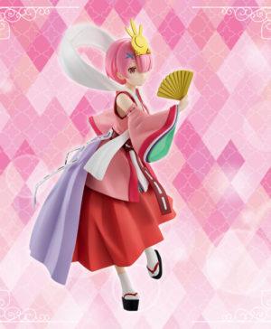 ReZero Fairy Tale Series RAM Princess Kaguya SSS Figure