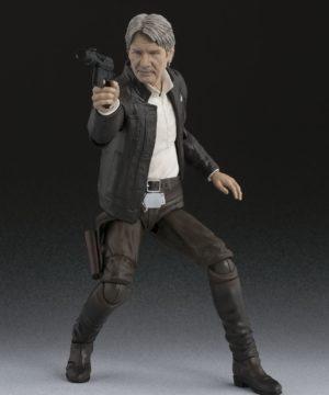 SHFiguarts Han Solo