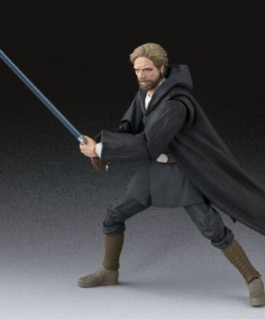 SHFiguarts Luke Skywalker-Battle of Crait Ver