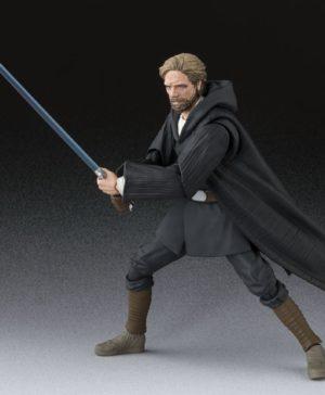 SHFiguarts Luke Skywalker-Battle of Crait Ver