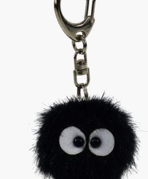 Spirited Away Soot Sprite Plush Keychain