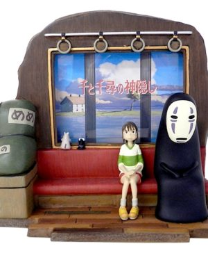 Spirited Away Underwater Train Photo Frame Book Stand
