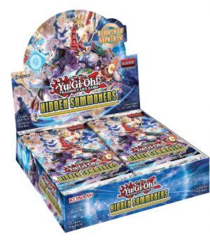 YU-GI-OH! TCG Hidden Summoners Booster Box