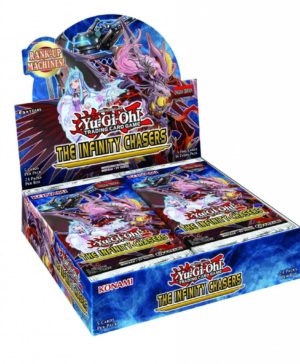 YU-GI-OH! TCG Infinity Chasers Booster