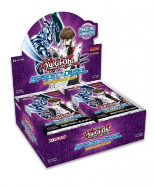 YU-GI-OH! TCG Speed Duel - Attack from the Deep Booster