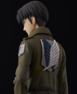 Attack on Titan Levi Coat Style