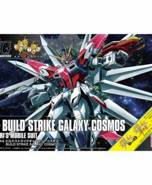 Build Strike Galaxy Cosmos