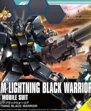 HG GUNDAM LIGHTNING BLACK WARRIOR