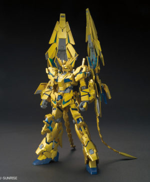 HG Gundam Unicorn Phenex Destroy Mode
