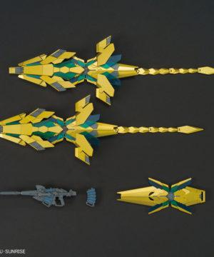 HG Gundam Unicorn Phenex Destroy Mode