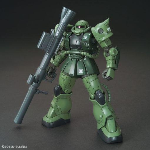 HG ZAKU II TYPE C-6 R6