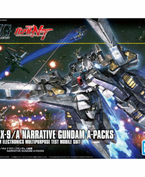 HGUC NARRATIVE GUNDAM A-PACKS