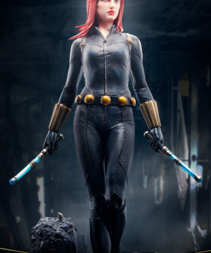 Marvel Universe ARTFX PREMIER Black Widow