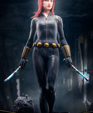 Marvel Universe ARTFX PREMIER Black Widow