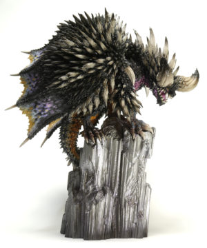 Monster Hunter World Ruiner Nergigante