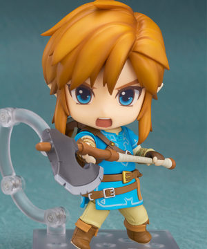Nendoroid Link Breath of the Wild Ver DX Edition