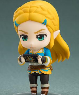 Nendoroid Zelda Breath of the Wild Ver