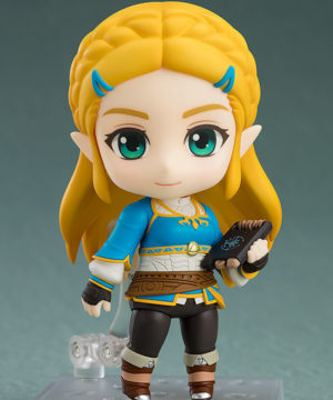 Nendoroid Zelda Breath of the Wild Ver