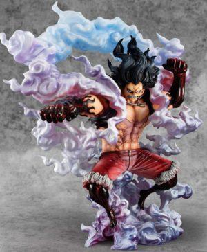 One Piece P.O.P SA Maximum Monkey D Luffy Gear 4 Snake Man