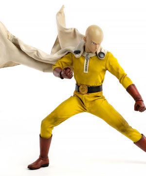 One Punch Man Saitama Articulated Figure