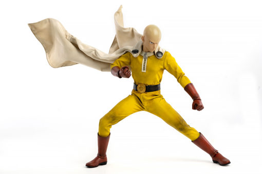 One Punch Man Saitama Articulated Figure