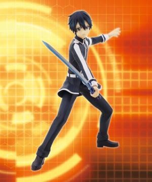 Sword Art Online Alicization Kirito SSS Figure
