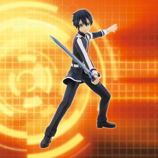 Sword Art Online Alicization Kirito SSS Figure