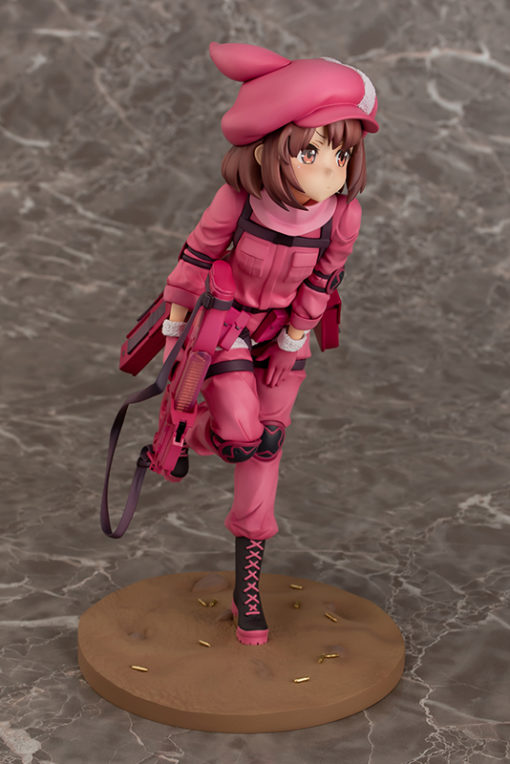 Sword Art Online Alternative Gun Gale Online Llenn Desert Bullet
