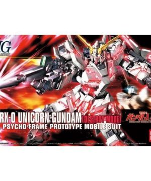 Unicorn Gundam Destroy Mode