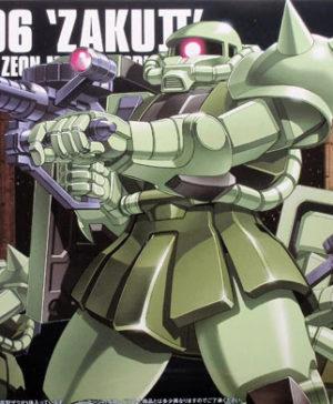 Zaku II Mass Production Type