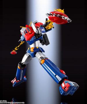 Chogokin Tamashii GX-90 Super Electromagnetic Robot Con Butler V FA