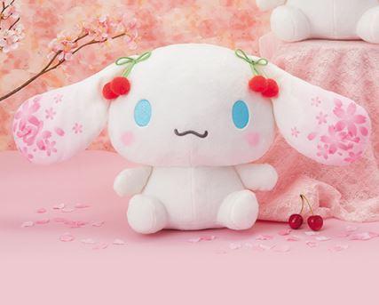 Cinnamoroll Sakura Big Plush Ver A