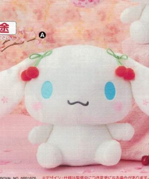 Cinnamoroll Sakura Big Plush Ver A