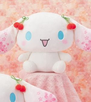 Cinnamoroll Sakura Big Plush Ver B